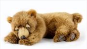 Brown Bear Sleeping 45cm L | Toy