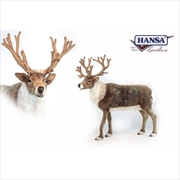 Nordic Reindeer 130cm H | Toy