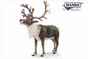 Nordic Reindeer 165cm H | Toy