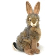 Black Tailed Rabbit 23cm H | Toy
