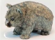 Poseable Wombat 28cm L | Toy