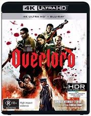 Overlord | Blu-ray + UHD