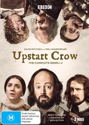Upstart Crow - Series 1-3