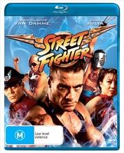 Street Fighter | Blu-ray
