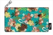 Moana - Floral Pencil Case