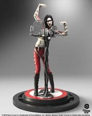 Marylin Manson - Rock Iconz Statue