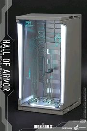 Hall Of Armour Diorama Single | Merchandise