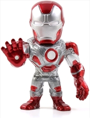 "Captain America 3: Civil War - Iron Man 4"" Metals Bare Metal US Exclusive"