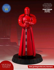 Star Wars - Praetorian Guard Episode VIII The Last Jedi Statue