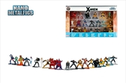 X-Men - Nano Metalfigs 20 pack