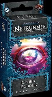 Android Netrunner - LCG Cyber Exodus Data Pack