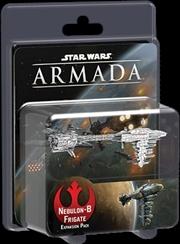 Star Wars - Armada - Nebulon-B Frigate Expansion Pack | Merchandise