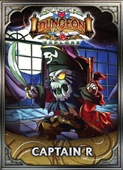 Super Dungeon Explore - Captain R Character Pack