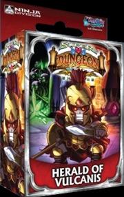 Super Dungeon Explore - Herald of Vulcanis Character Pack