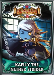 Super Dungeon Explore - Kaelly Nether Strider Character Pack
