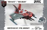 Dust - Axis Horten HO-347 Aircraft Der Adler/Blitz
