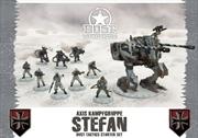 Dust - Axis Kampfgruppe Stefan Starter Set