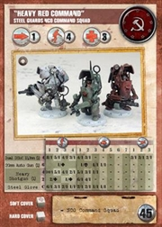 Dust - SSU Steel Guard NCO Command Squad