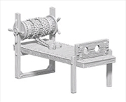 Wizkids - Deep Cuts Unpainted Miniatures: Torture Rack | Games