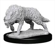 Wizkids - Deep Cuts Unpainted Miniatures: Timber Wolves | Games