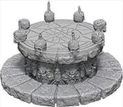 WizKids - Deep Cuts Unpainted Miniatures: Magic Dias   Games