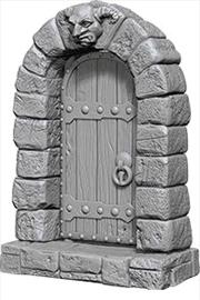WizKids - Deep Cuts Unpainted Miniatures: Doors