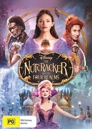 Nutcracker And The Four Realms, The | DVD