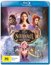 Nutcracker And The Four Realms, The | Blu-ray
