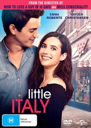 Little Italy | DVD