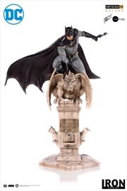 Batman - Batman 1:10 Scale Statue by Eddy Barrows