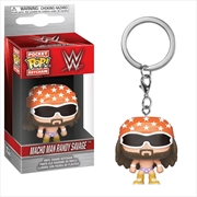WWE - Randy Savage Pocket Pop! Keychain [RS]