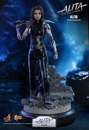 "Alita: Battle Angel - Alita 12"" 1:6 Scale Action Figure"