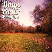 Moonfire | CD