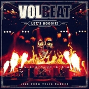 Let's Boogie - Live From Telia Parken | CD