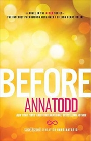 Before: The After | Paperback Book
