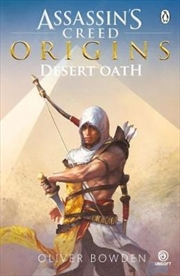 Desert Oath: The Official Prequel to Assassin's Creed Origins | Paperback Book