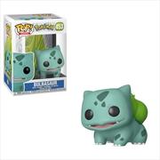 Pokemon - Bulbasaur Pop! Vinyl