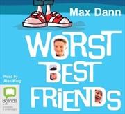 Worst Best Friends   Audio Book