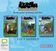 Nine Lives: Volumes 4 To 6 Ginger, Nutmeg & Clove Return / Emerald, Amber & Jet Return / Daisy, Butt