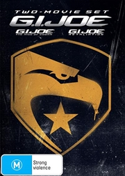 G.I. Joe - The Rise of Cobra / G.I. Joe - Retaliation | DVD