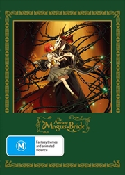 Ancient Magus Bride - Part 1 - Limited Edition | Blu-ray + DVD, The