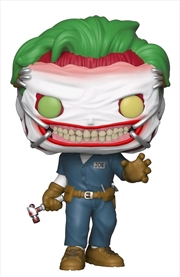 Batman - Joker (Death of the Family) US Exclusive Pop! Vinyl [RS]