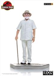 Jurassic Park - John Hammond 1:10 Statue | Merchandise
