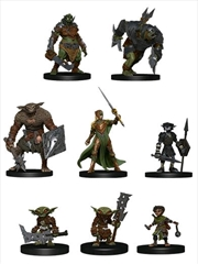 Pathfinder Battles - Legendary Adventures Preview Pack