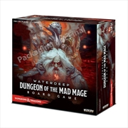 Dungeons & Dragons - Waterdeep Dungeon of the Mad Mage Board Game