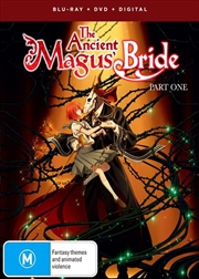 Ancient Magus Bride - Part 1, The | Blu-ray/DVD
