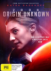 2036 Origin Unknown | DVD