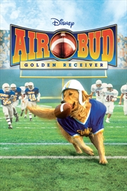 Air Bud Golden Receiver