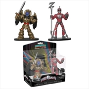 Power Rangers - Hero World Goldar / Zedd 2-pack