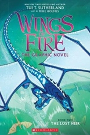 Wings of Fire Graphic #2